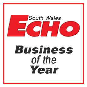 South Wales Echo Business of The Year Award Image
