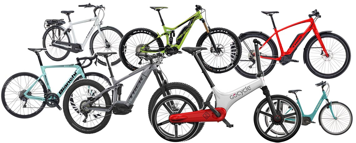 Electric Bikes at The Bike Shed image