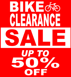Clearance Sale image